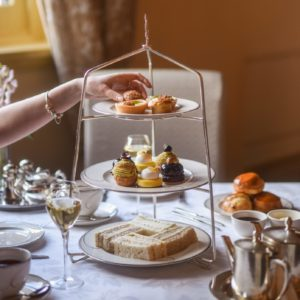 Pressemelding: Afternoon tea, anyone?
