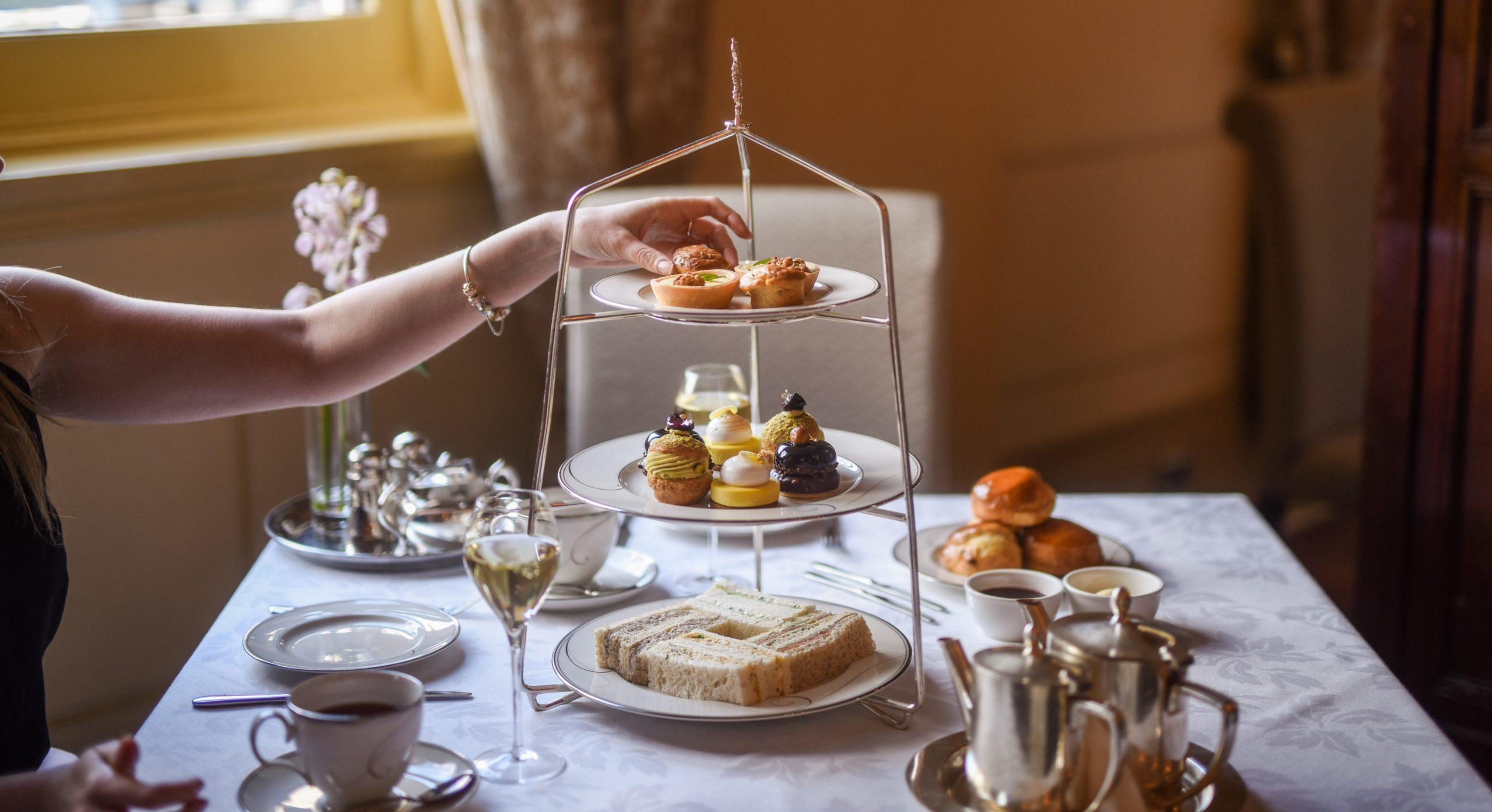 Pressemelding: Afternoon tea, anyone?