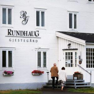 Gavekort: Middag på Rundhaug Gjestegård