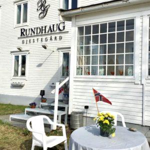 17. mai-buffet på Rundhaug Gjestegård
